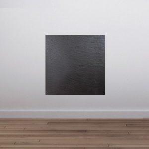 Инфракрасный керамический обогреватель Никатэн NT 300, 300Вт Неро, 600х600х40 15м3 (6м2, потолки 2.5м)