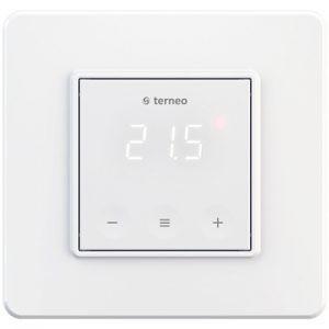 Терморегулятор с сенсорным управлением terneo s