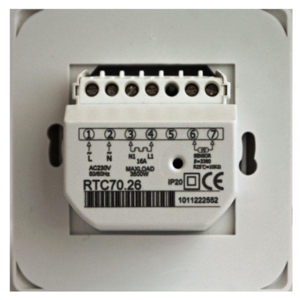 терморегулятор схема